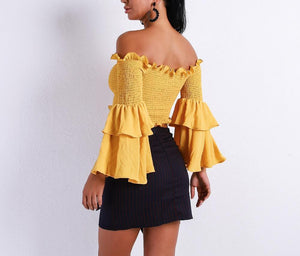 Berwana Crop Top