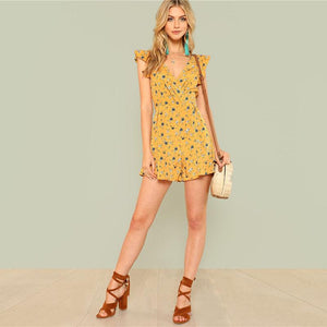 Woxala Playsuit