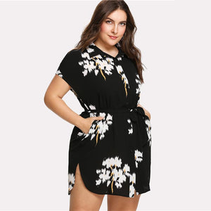 Lerida Plus Size Dress