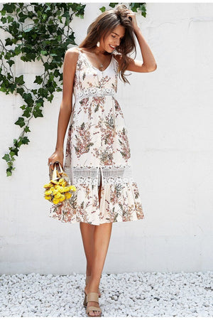 Allie Midi Dress