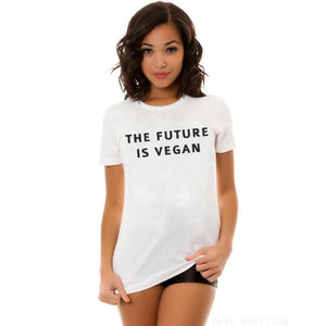 The Future is Vegan Tee