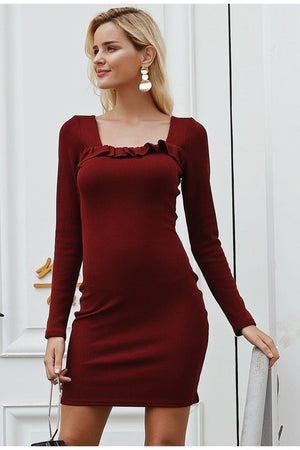 Anabelle Knit Dress
