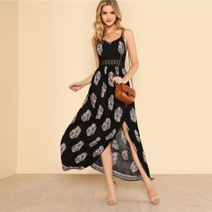Destiney Maxi Dress