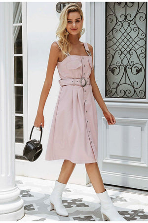 Elliana Midi Dress