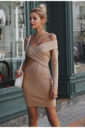 Kylie Knit Dress