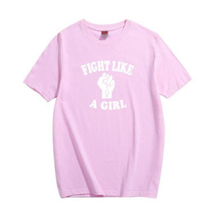 Fight Like A Girl Tee
