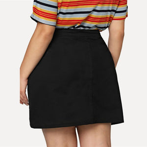 Lodieta Plus Size Skirt