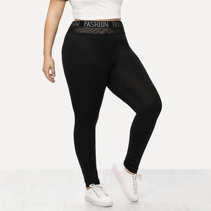 Wenia Plus Size Leggings