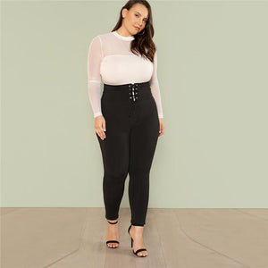Azelia Plus Size Leggings