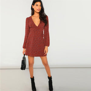 Tezeliah Mini Dress