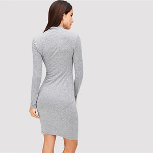 Javera Sweater Dress