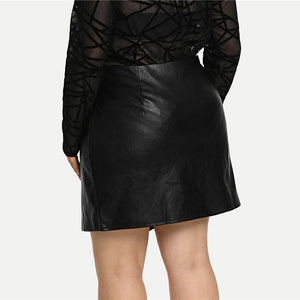 Wodah Plus Size Skirt