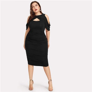 Celva Plus Size Dress