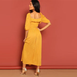 Dabbey Maxi Dress