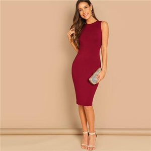 Mecia Bodycon Dress