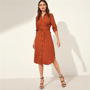 Movie Midi Dress