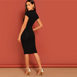 Viany Bodycon Dress