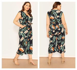 Cokitha Plus Size Jumpsuit