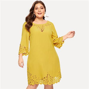 Oeza Plus Size Dress