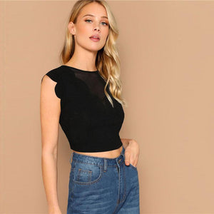 Zeeja Crop Top