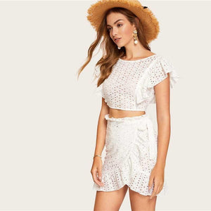 Queeja Two Piece Set