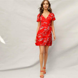 Eliaza Mini Dress
