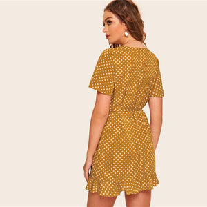 Bagie Mini Dress