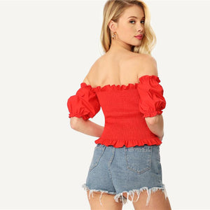 Lollie Crop Top