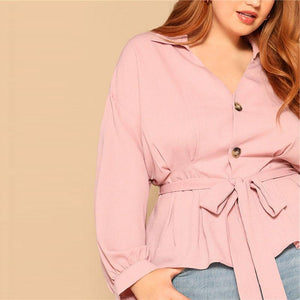 Bretty Plus Size Blouse