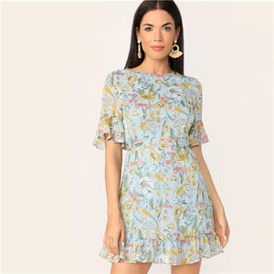 Jelem Mini Dress