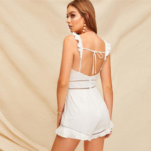 Vepey Playsuit