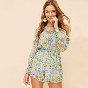 Wolem Playsuit