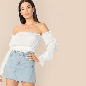 Ballie Crop Top
