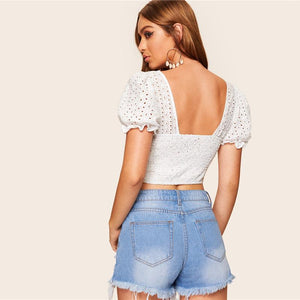 Ralyn Crop Top