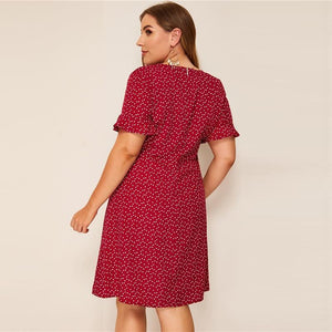 Ari Plus Size Dress