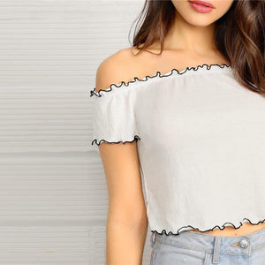 Idiana Crop Top