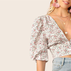 Miela Crop Top
