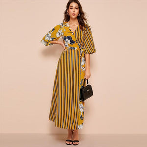 Ezhana Maxi dress