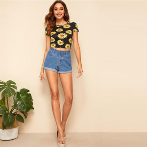 Loley Crop Top