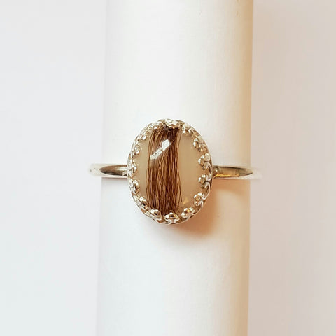 Oval Princess DNA Ring