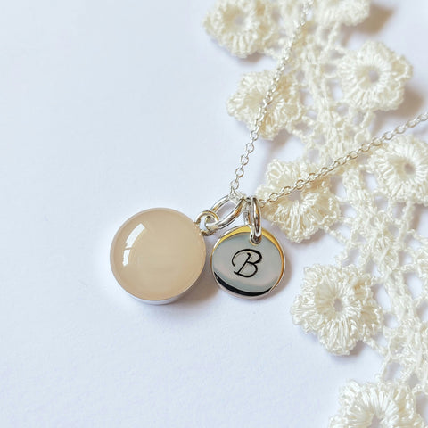 DNA Bubble, Breastmilk jewelry