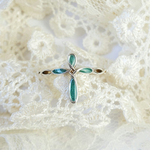 Infinite Cross, DNA Ring