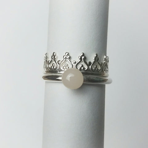 Dainty Breastmilk Ring