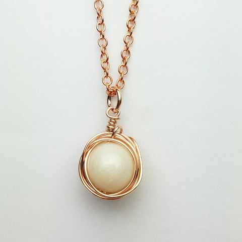 Love nest, Breastmilk Jewelry