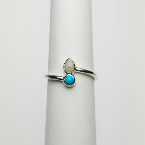 Bluebird, Heirloom DNA Ring