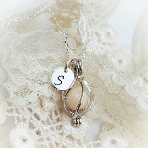Caged Breastmilk Pearl