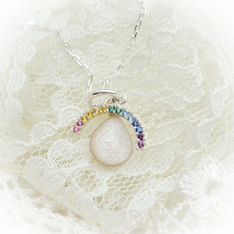 Over the Rainbow, Breastmilk Jewelry