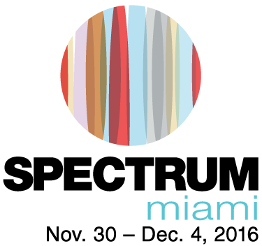 Spectrum Miami Art Show Nov. 30 - Dec. 4, 2016
