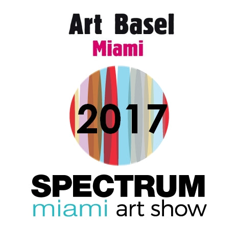 Miami Art Basel Dec. 6 - 10, 2017
