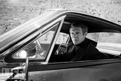 Steve McQueen takes to the road in Bullitt
